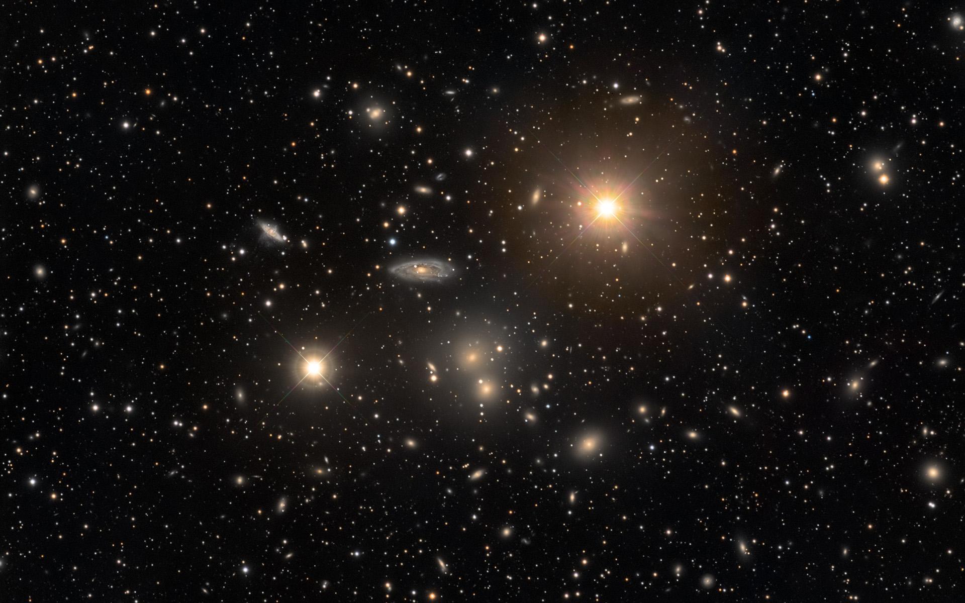 milky way galaxy cluster - photo #13